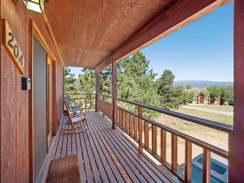 Photo of 20 Squaw Valley Ln Timberline 204, Angel Fire, NM 87710 (MLS # 105571)