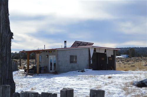 Tiny photo for 26 Sagebrush Loop, Tres Piedras, NM 87577 (MLS # 104607)