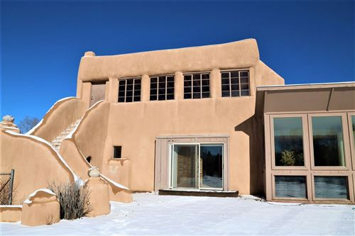 Photo of 223 Morada Lane, Taos, NM 87571 (MLS # 104643)