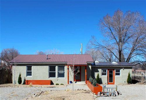Photo of 530 Dolan Street, Taos, NM 87571 (MLS # 104648)