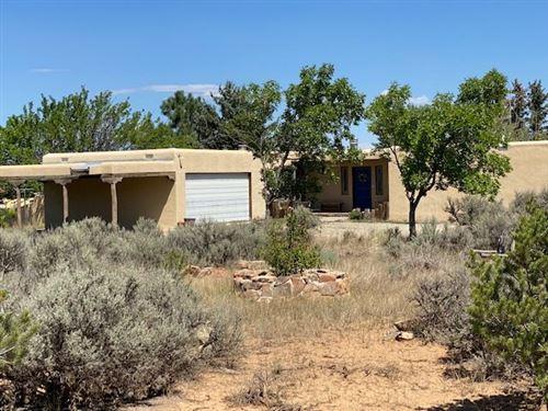 Photo of 1414 Sangre de Cristo, Taos, NM 87571 (MLS # 104650)