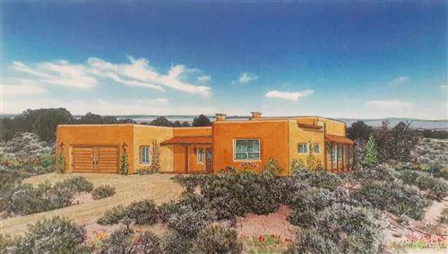 Photo of 48 Entrada Atalaya, Taos, NM 87571 (MLS # 105651)