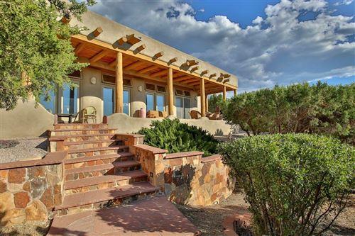 Photo of 517 Camino del Cielo, Taos, NM 87571 (MLS # 107667)