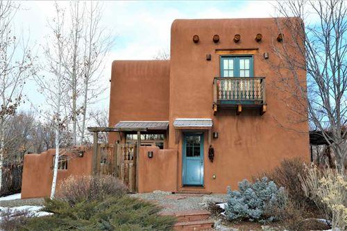 Photo of 305 Florentina Lane, Taos, NM 87571 (MLS # 104675)