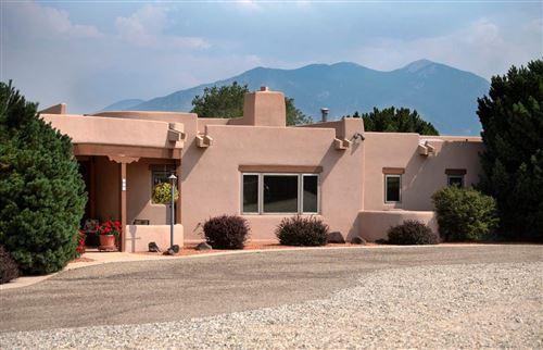 Photo of 735 Via Manzana, Taos, NM 87571 (MLS # 105676)