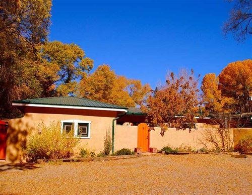 Photo of 304 Montoya St, Taos, NM 87571 (MLS # 104701)