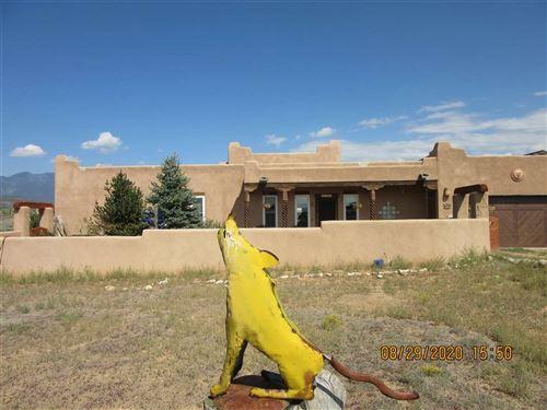 Photo of 22 Coyote Loop, Taos, NM 87513 (MLS # 105701)