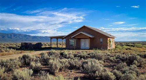 Photo of 15 Sacred Vista, Taos, NM 87571 (MLS # 107701)