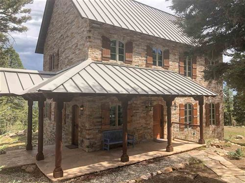 Photo of 186 Brazos Dr, Angel Fire, NM 87710 (MLS # 105708)
