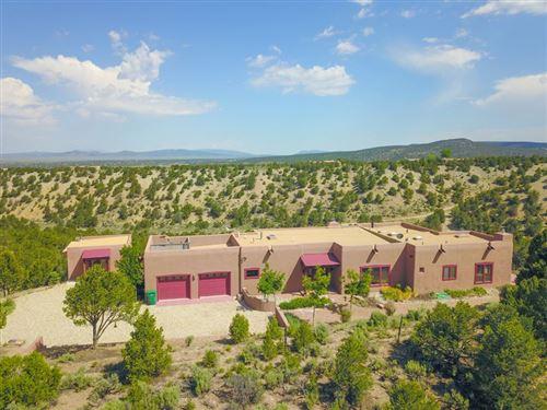 Photo of 70 Sandia Canyon Road, Taos, NM 87571 (MLS # 103719)