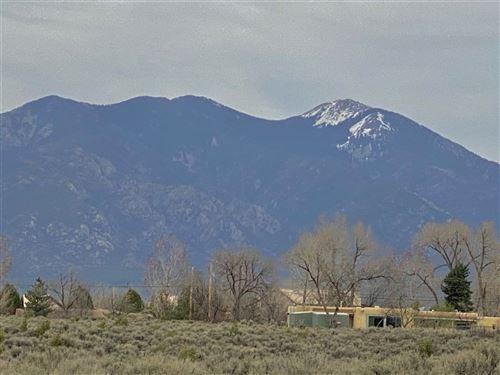 Photo of Lot 6 Salazar Road, Taos, NM 87571 (MLS # 106719)