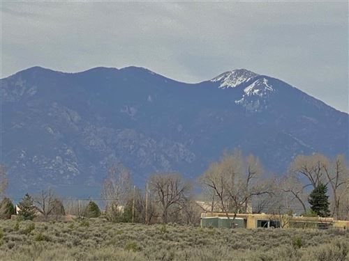 Photo of Lot 4 Salazar Road, Taos, NM 87571 (MLS # 106720)