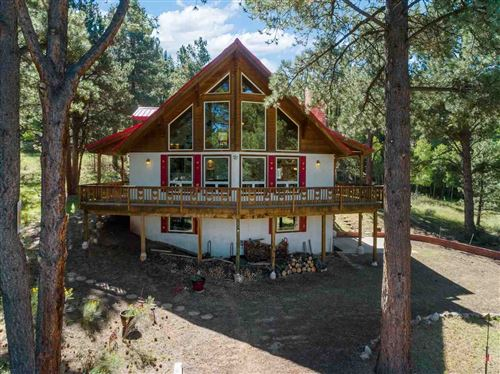 Photo of 15 Boyne Mountain Place, Angel Fire, NM 87710 (MLS # 105723)