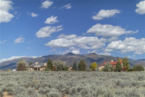 Photo of 70 Sol Grande, Arroyo Seco, NM 87514 (MLS # 103726)