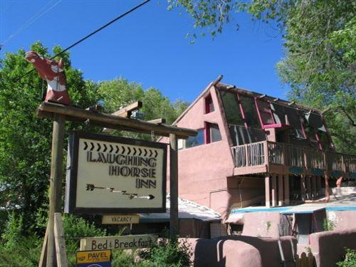 Photo of 729 Paseo del Pueblo Norte, Taos, NM 87571 (MLS # 107729)