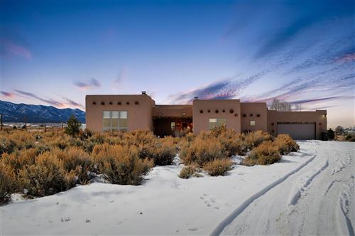 Photo of 15 Calle Angelo, Taos, NM 87557 (MLS # 104737)