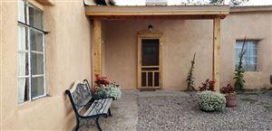 Tiny photo for 9 Fresquez Rd, Ranchos de Taos, NM 87557 (MLS # 102750)