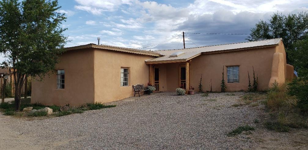 Photo for 9 Fresquez Rd, Ranchos de Taos, NM 87557 (MLS # 102750)