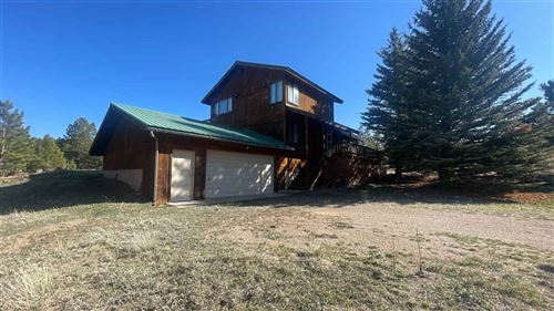 Photo of 19 Crystal Mountain Rd, Angel Fire, NM 87710 (MLS # 106756)