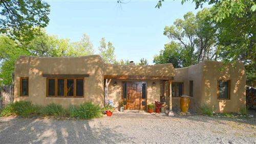 Photo of 410 Martinez Lane, Taos, NM 87571 (MLS # 105795)