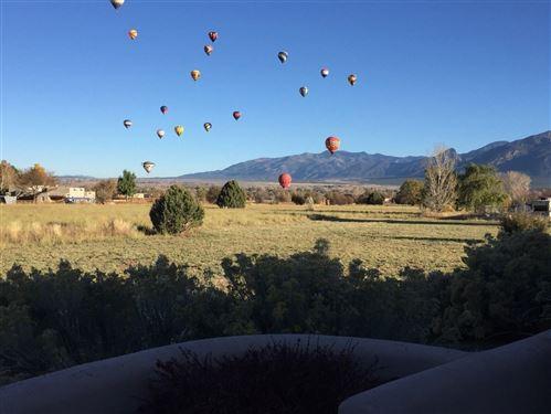 Photo of Via Manzana, Taos, NM 87571 (MLS # 107799)