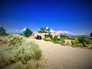 Photo of 1434 Sangre De Cristo, Taos, NM 87571 (MLS # 103804)