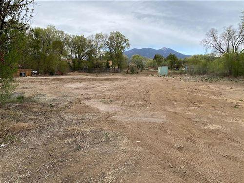 Photo of 227 Kit Carson Road, Taos, NM 87571 (MLS # 107835)