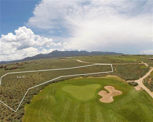 Photo of Lot 42 Taos Country Club, Ranchos de Taos, NM 87557 (MLS # 104836)