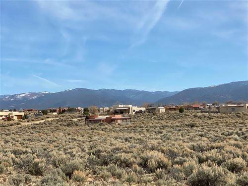 Tiny photo for Lots 60 B and C Camino de Los Arroyos, Ranchos de Taos, NM 87557 (MLS # 104844)