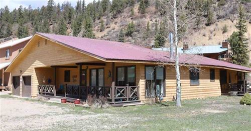 Photo of 808 Tenderfoot Trail, Red River, NM 87558 (MLS # 106845)