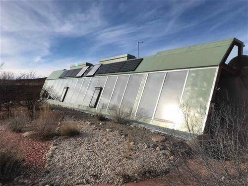Photo of 137 Earthship Way, Taos, NM 87571 (MLS # 106848)