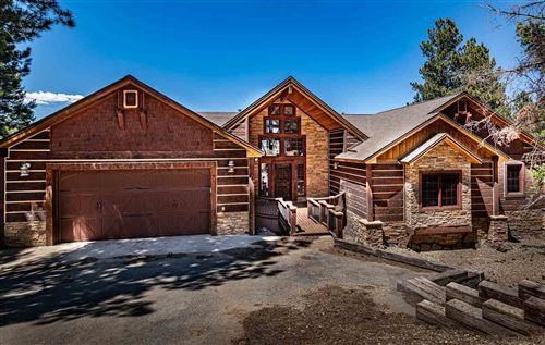 Photo of 28 Snowmass Road, Angel Fire, NM 87710 (MLS # 106868)