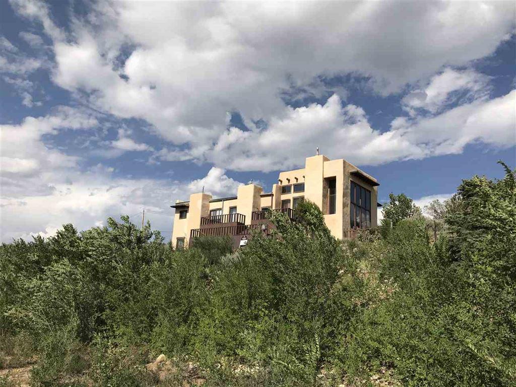 Photo for 20 Camino Alto, Ranchos de Taos, NM 87557 (MLS # 100870)