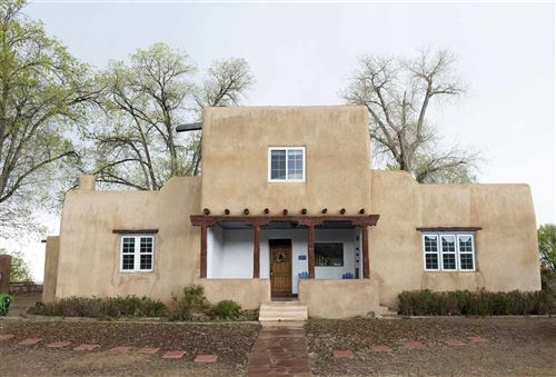 Photo of 303 Pond Court, Taos, NM 87571 (MLS # 106894)