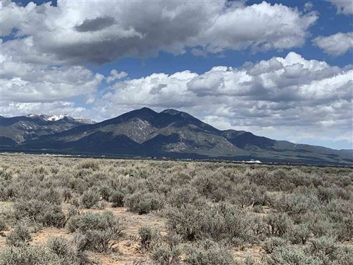 Photo of south side Sugar Lane, Taos, NM 87571 (MLS # 106916)