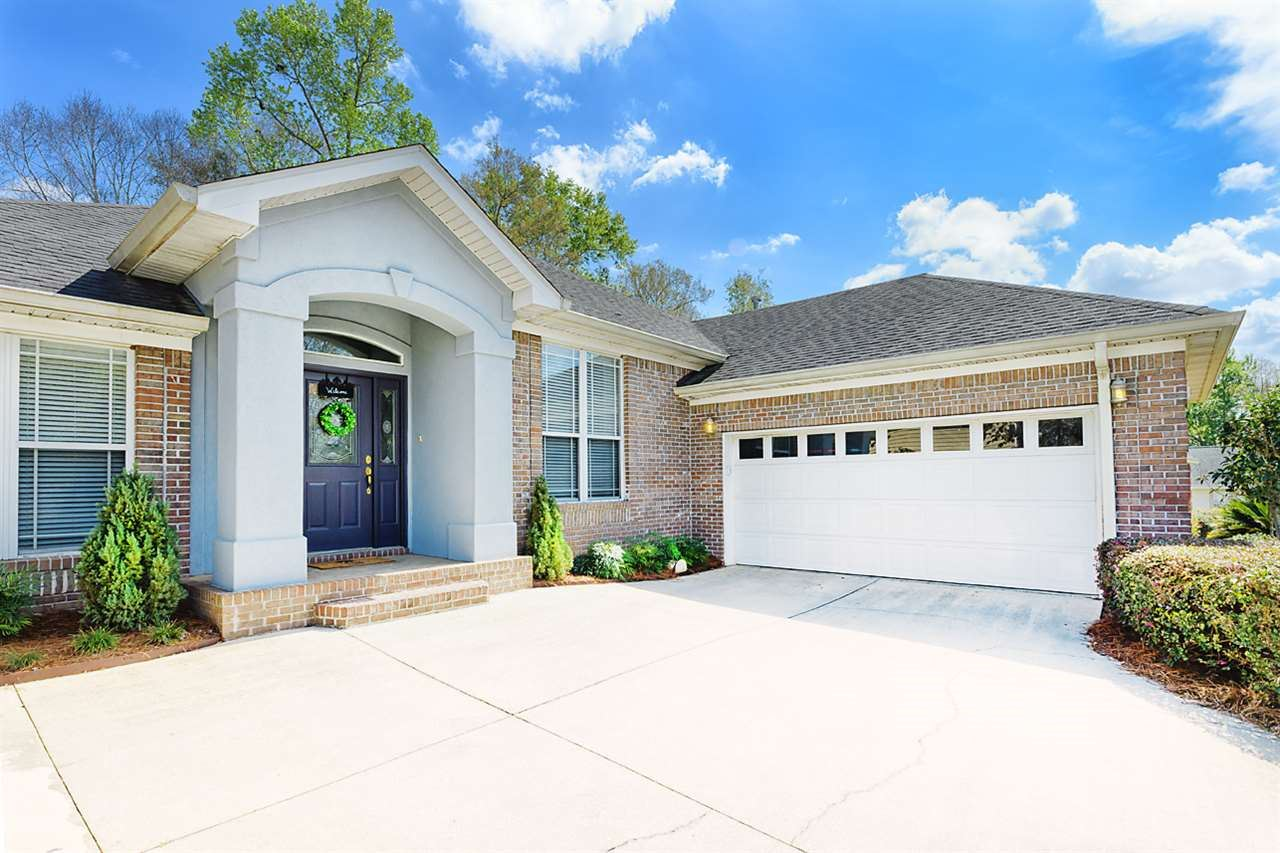 Photo of 1017 Mohican Trail, TALLAHASSEE, FL 32317 (MLS # 317010)