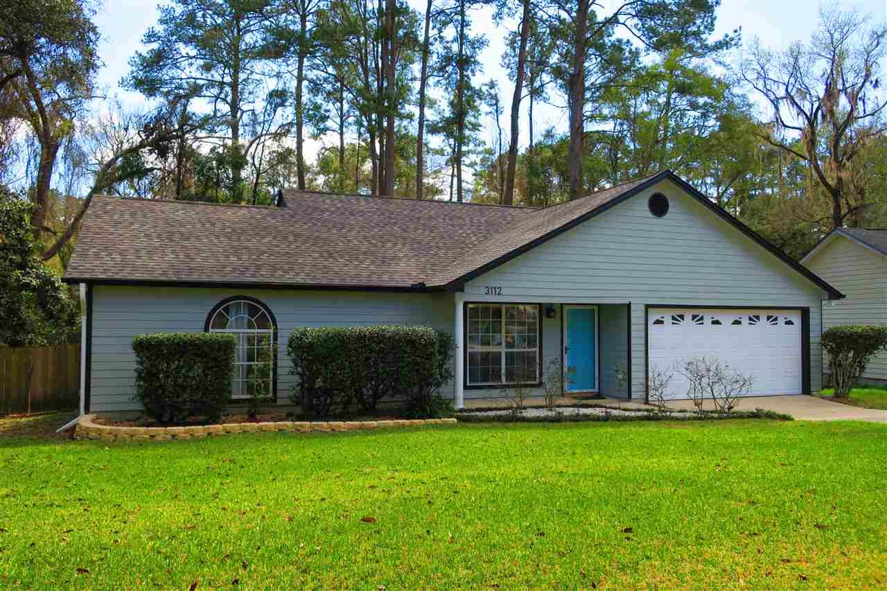 Photo of 3112 S Fulmer Circle, TALLAHASSEE, FL 32303 (MLS # 316012)