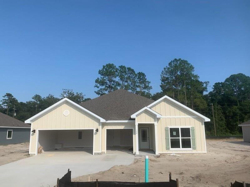 104 London Circle, Crawfordville, FL 32327 - MLS#: 335012
