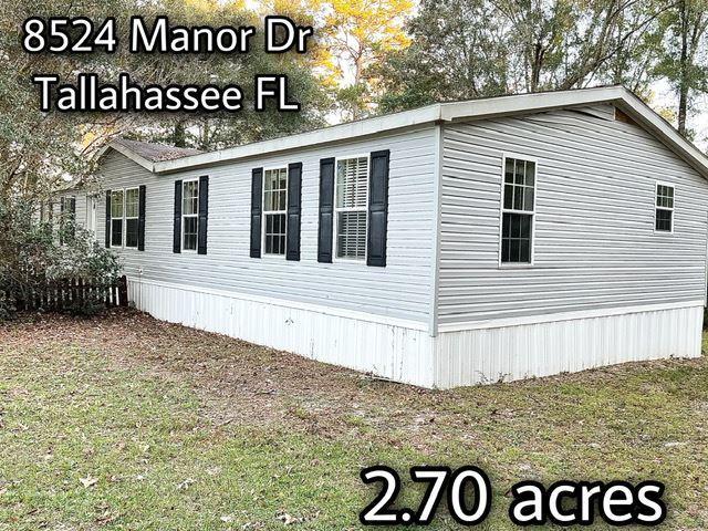 8524 Manor Drive, Tallahassee, FL 32312 - MLS#: 326014