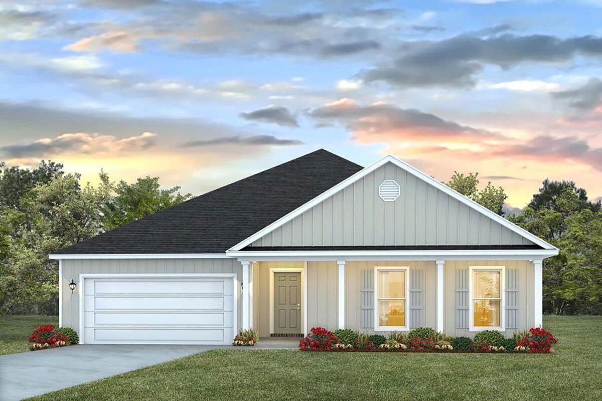 165 London Circle, Crawfordville, FL 32327 - MLS#: 338015