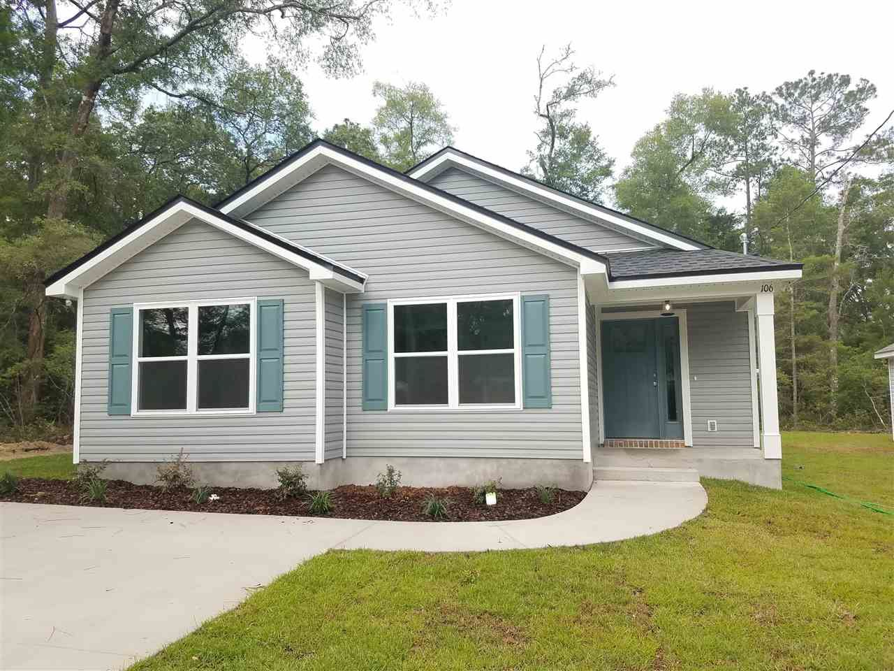106 Lance Lane, Crawfordville, FL 32327 - MLS#: 324027