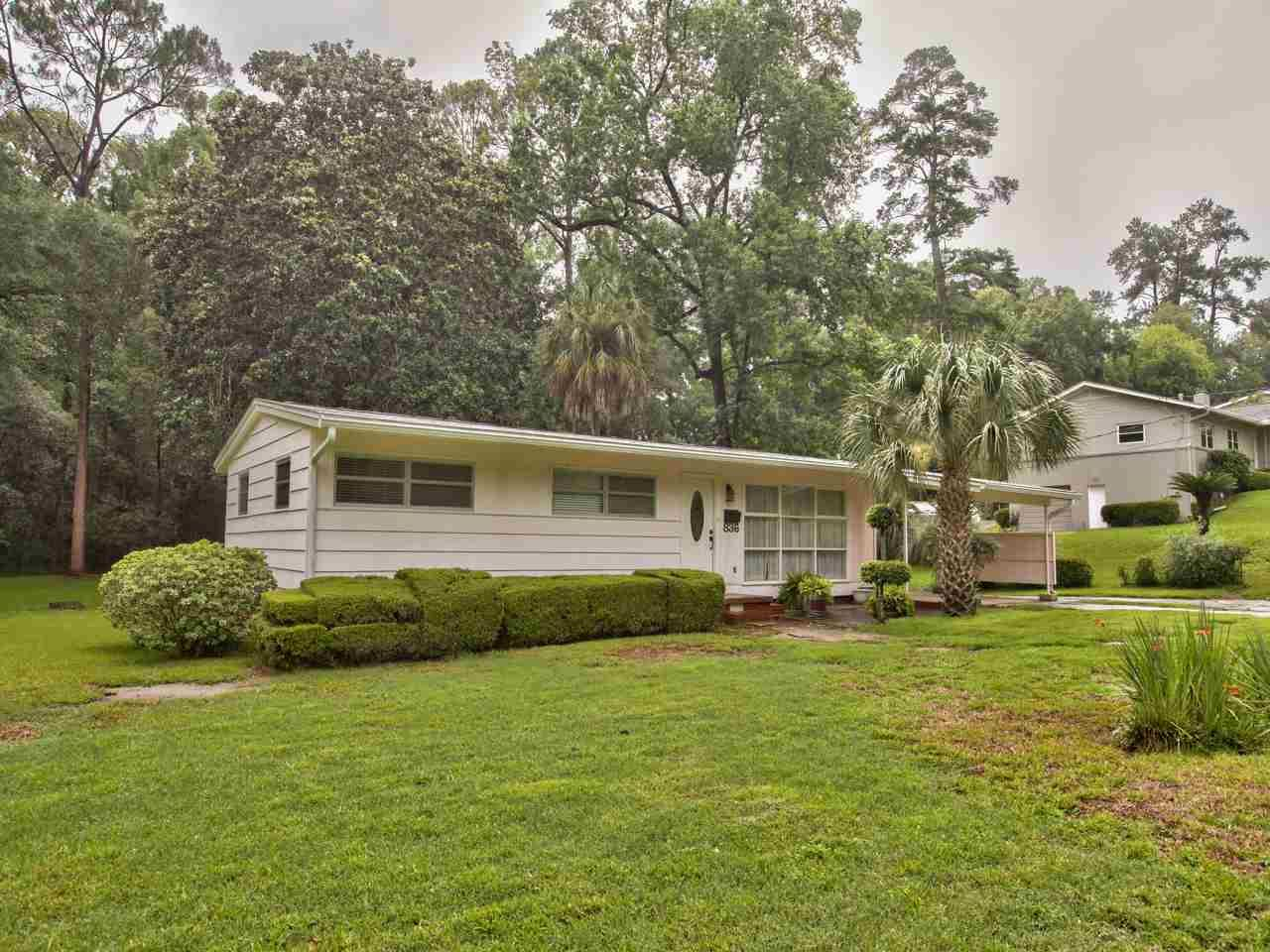 Photo of 836 BROOKWOOD DRIVE, TALLAHASSEE, FL 32308 (MLS # 320029)