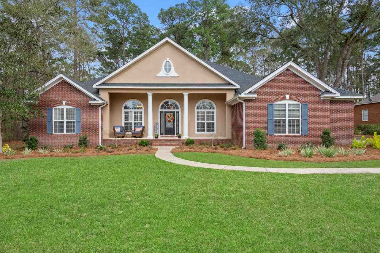 Photo of 8125 Glenmore Drive, TALLAHASSEE, FL 32312 (MLS # 316039)