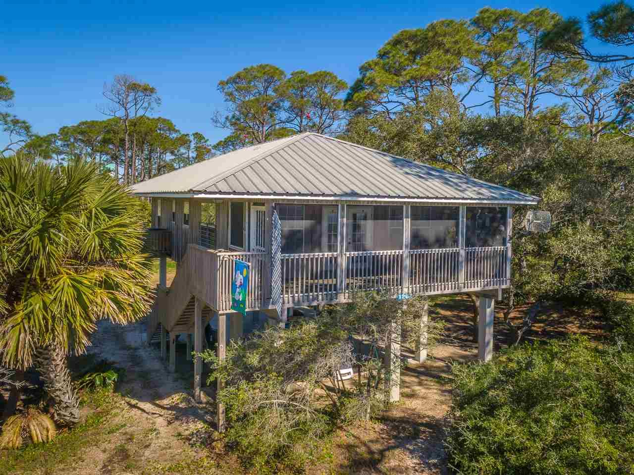 1268 Alligator Drive, Alligator Point, FL 32346 - MLS#: 329047
