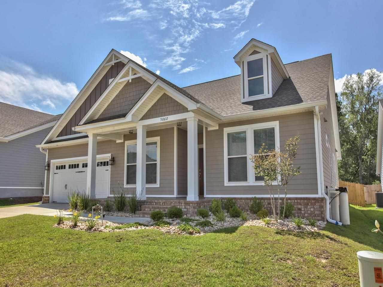 5860 Village Ridge Way, Tallahassee, FL 32312 - MLS#: 332047
