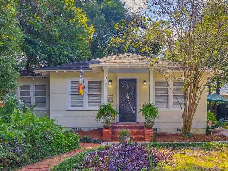 317 W 9th Avenue, Tallahassee, FL 32303 - MLS#: 325052