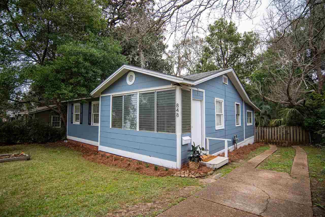 848 E Call Street, Tallahassee, FL 32301 - MLS#: 327055