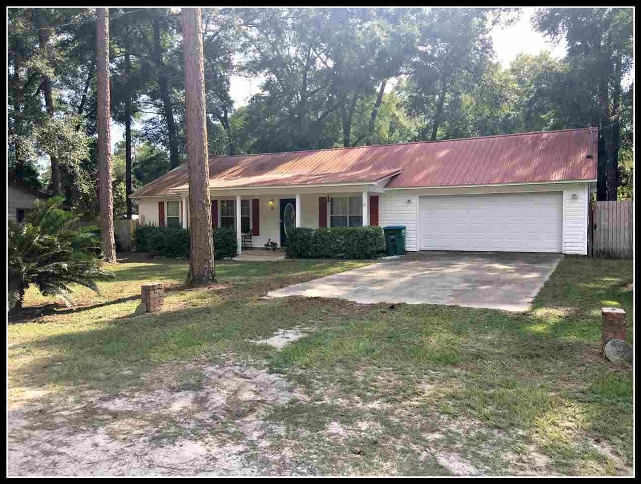 66 EJ Stringer Road, Crawfordville, FL 32327 - MLS#: 332057