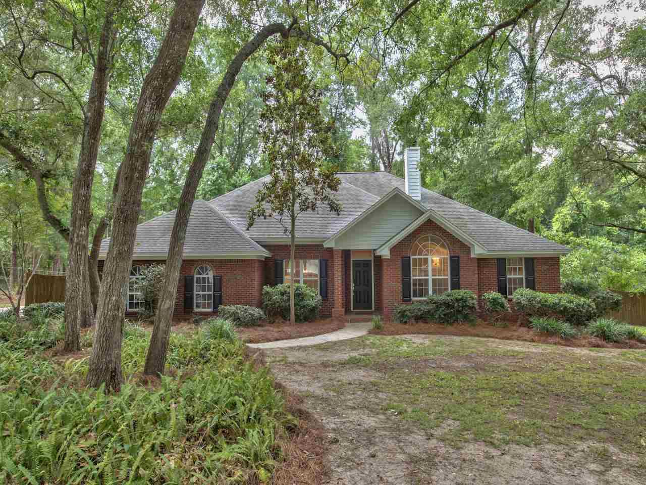 Photo of 2022 Dyrehaven Drive, TALLAHASSEE, FL 32317 (MLS # 319058)