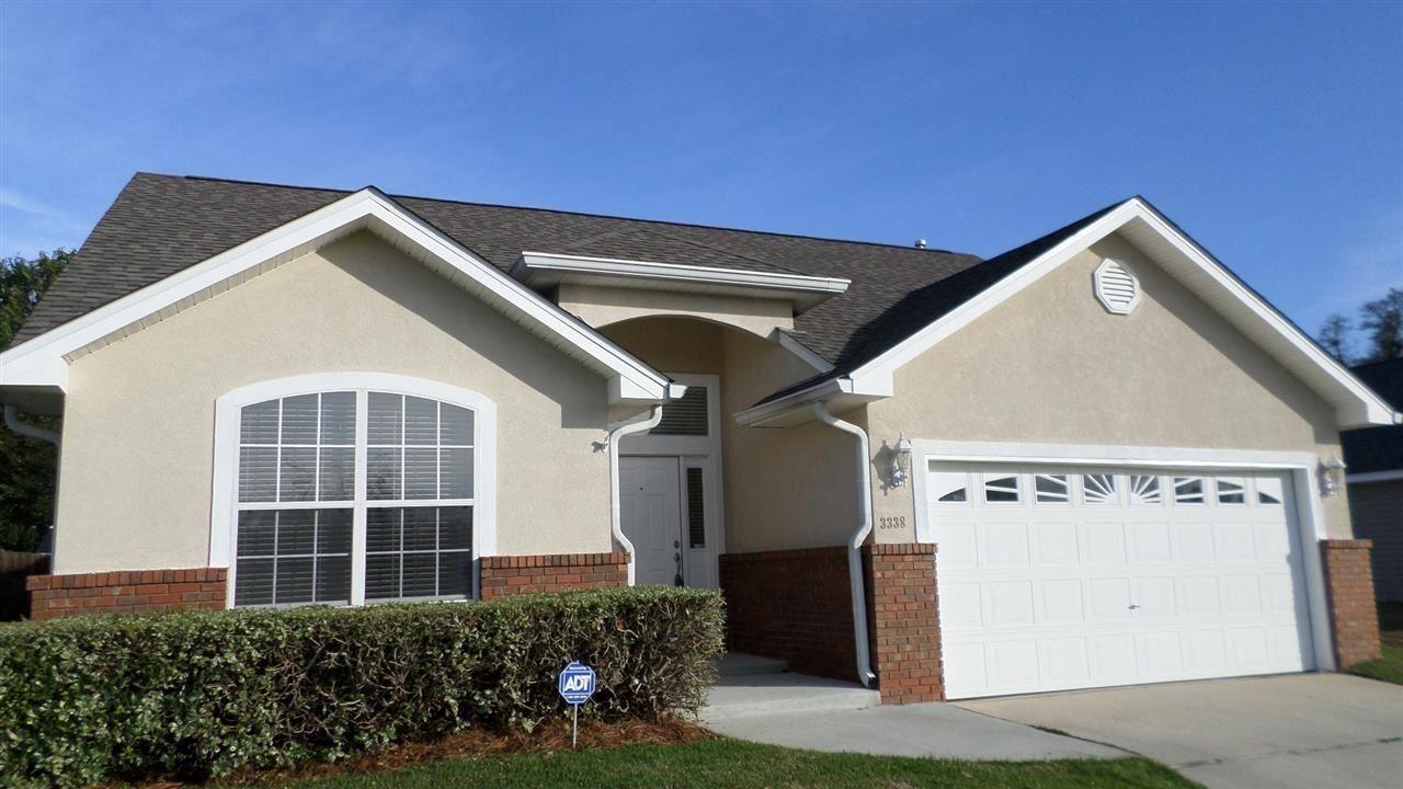 Photo of 3338 Dartmouth Drive, TALLAHASSEE, FL 32317 (MLS # 338062)